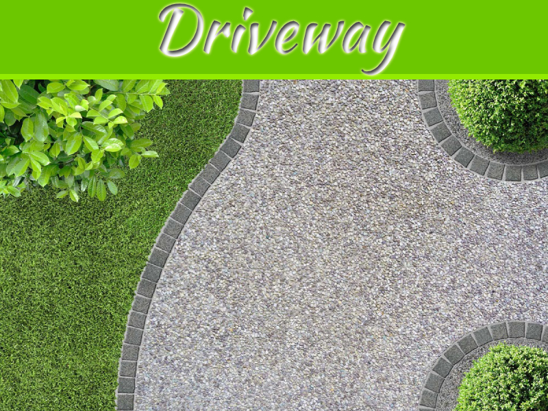 Build Long Lasting Driveways, Paths, And Steps