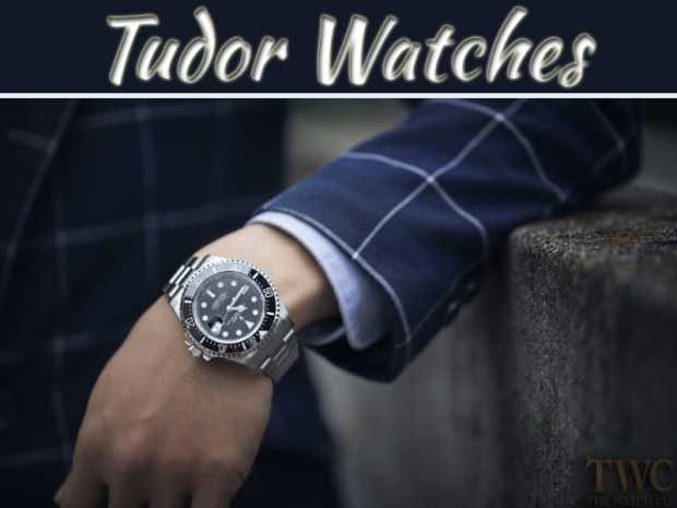 Buy Tudor Watches Online From Reputed Watch Store