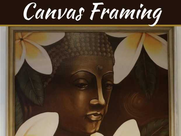 Canvas Framing: 4 Things You Need To Know