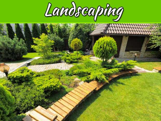 Components Of A Luxury Landscaping Plan