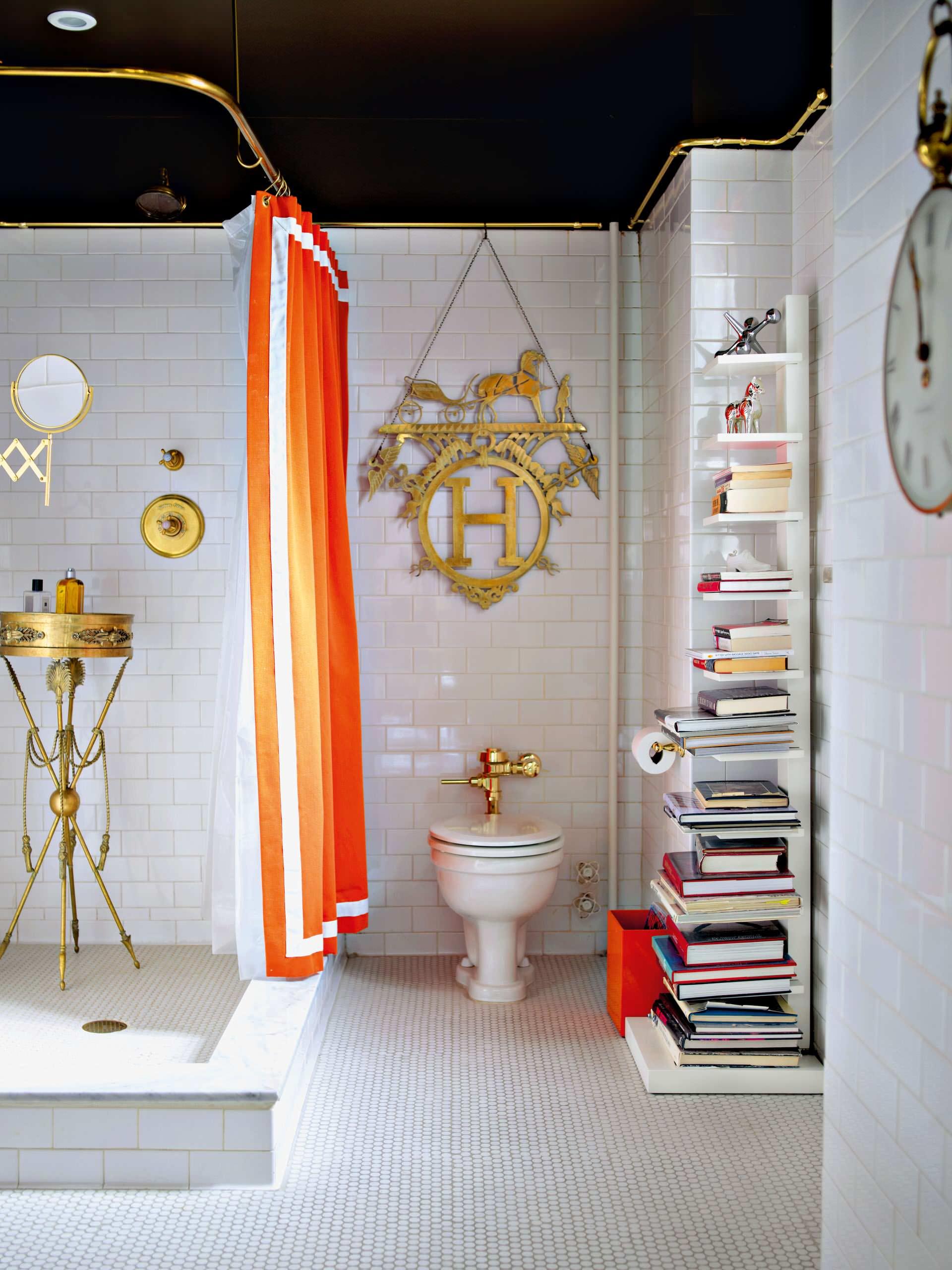 Creative Bathroom Shower Curtains