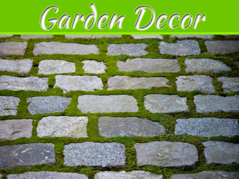 Decorating The Garden With The Cobbles And Reclaimed Setts