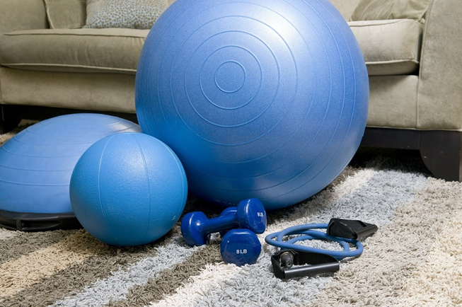 Home Gym Instruments