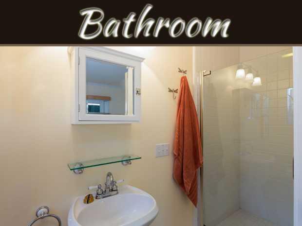 How Glass Shelves Enhance The Space Of A Small Bathroom?