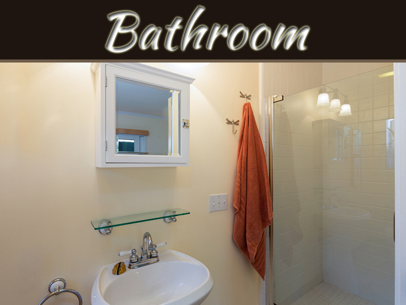 How Glass Shelves Enhance The Space Of A Small Bathroom?