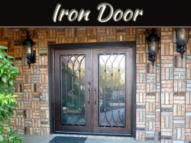 How To Choose The Right Custom Iron Door For You