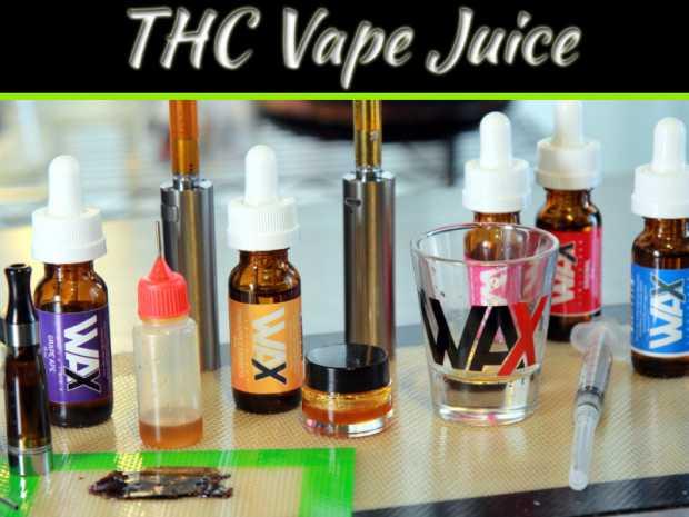 How To Make THC Vape Juice