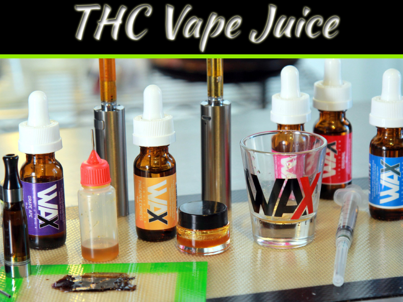 How To Make THC Vape Juice