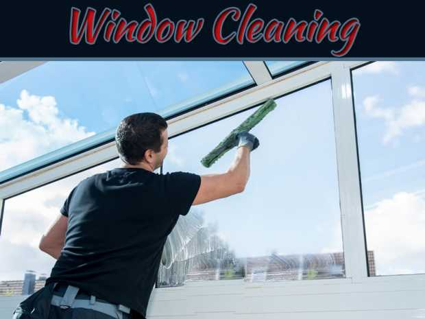Impact Of Window Cleaning In Corporate World