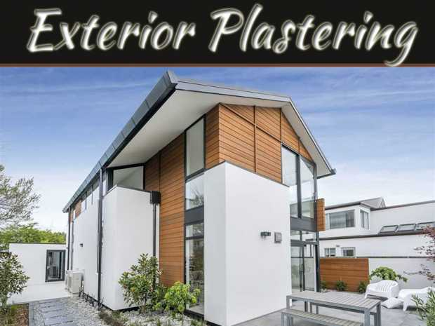 Importance Of Hiring A Professional Company For Exterior Plastering