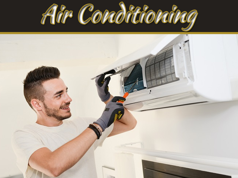 Learn To Install An Air Conditioning Step By Step