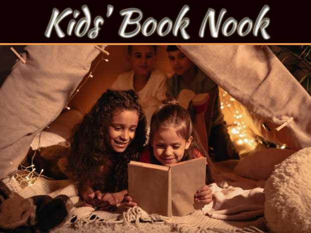 Make Reading Fun: Outdoor Book Nook For Kids