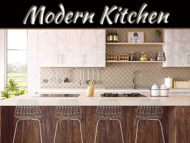 Modern Redecoration Ideas For The Kitchen