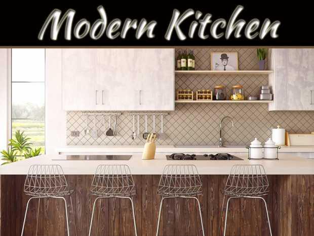 Modern Redecoration Ideas For The Kitchen