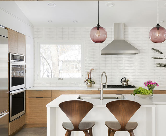 Organized Kitchen Design