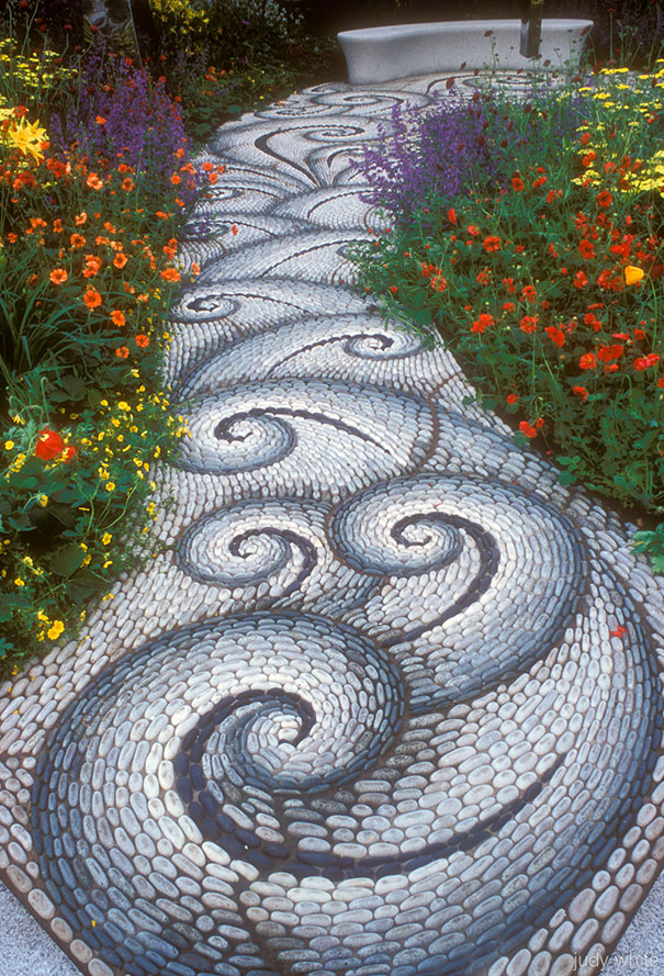 Pathways And Pebbles