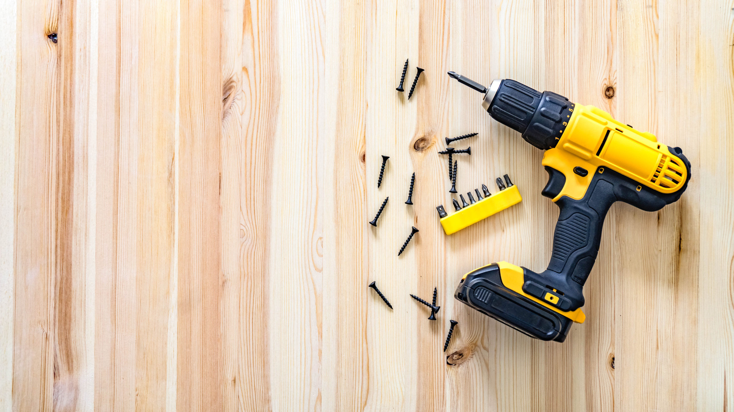Powerful Cordless Drill