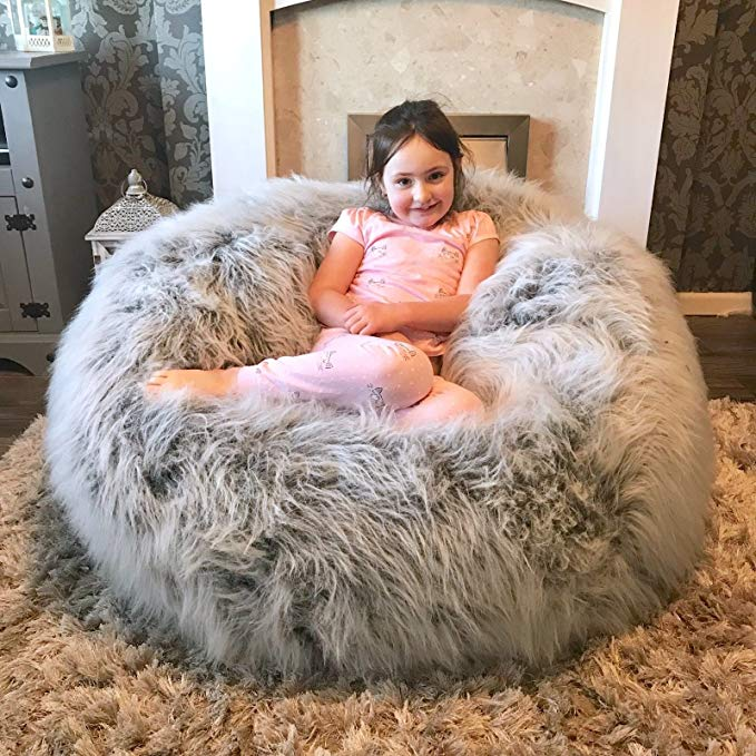 Specialty Types of Bean Bag Chairs