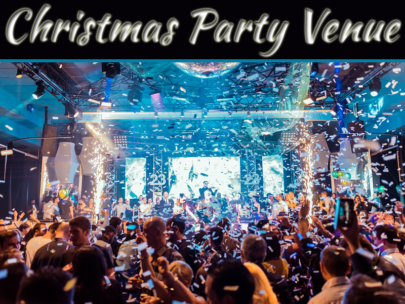 Three Factors Of Selecting Corporate Christmas Party Venues