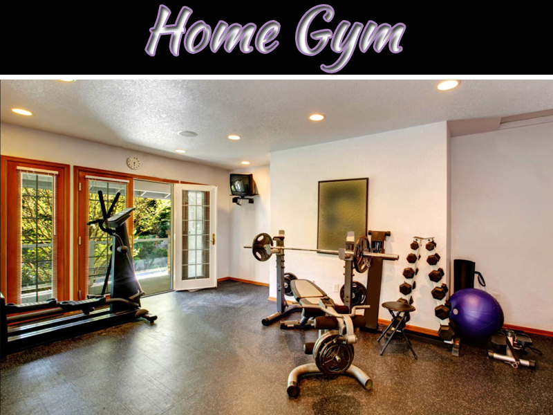 Top 5 Tips For Building A Beautiful And Functional Home Gym