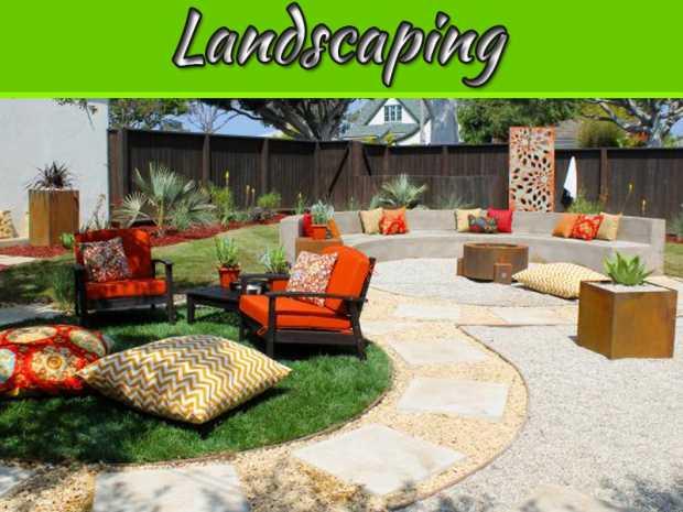 Trending Landscaping Ideas