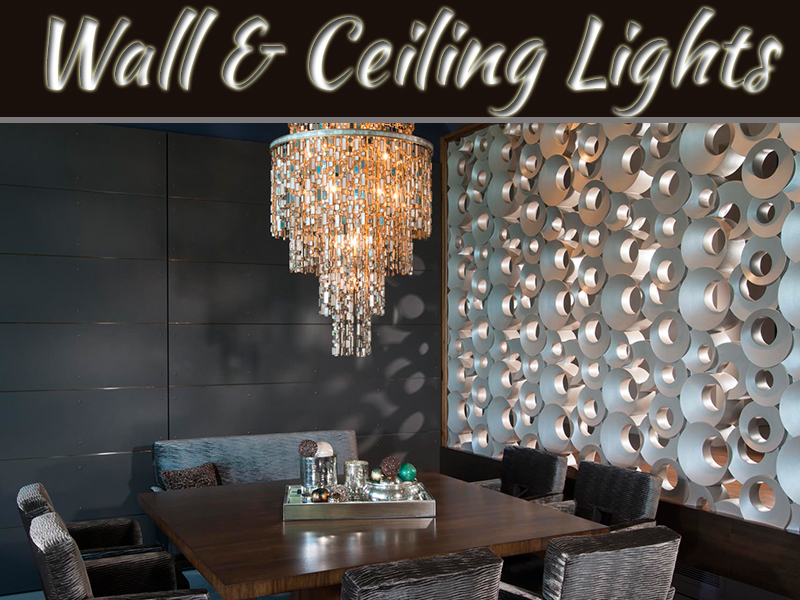 Wall And Ceiling Lighting - What Should You Know?