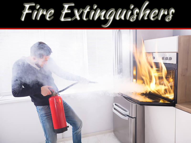 Why It's Important To Have Fire Extinguishers In Your Home