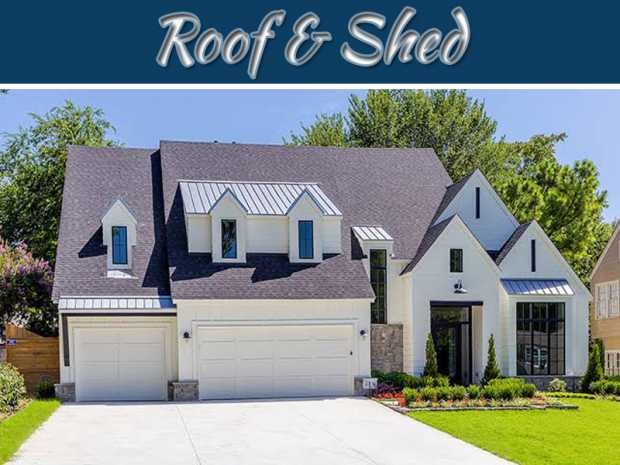 12 Ideas And Materials For The Roof Which Cost Little Money