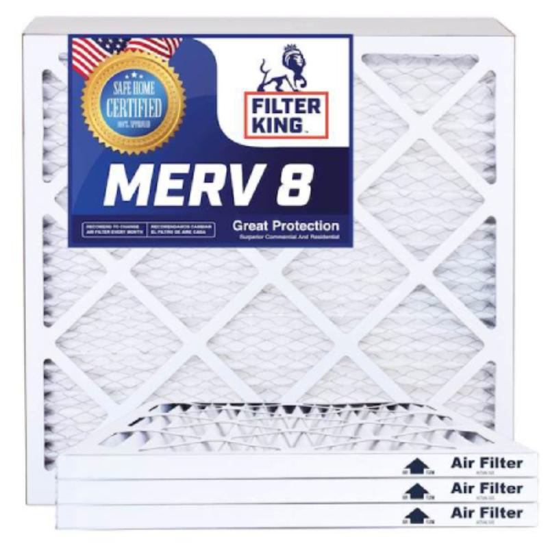 8x22x1 Air Filter