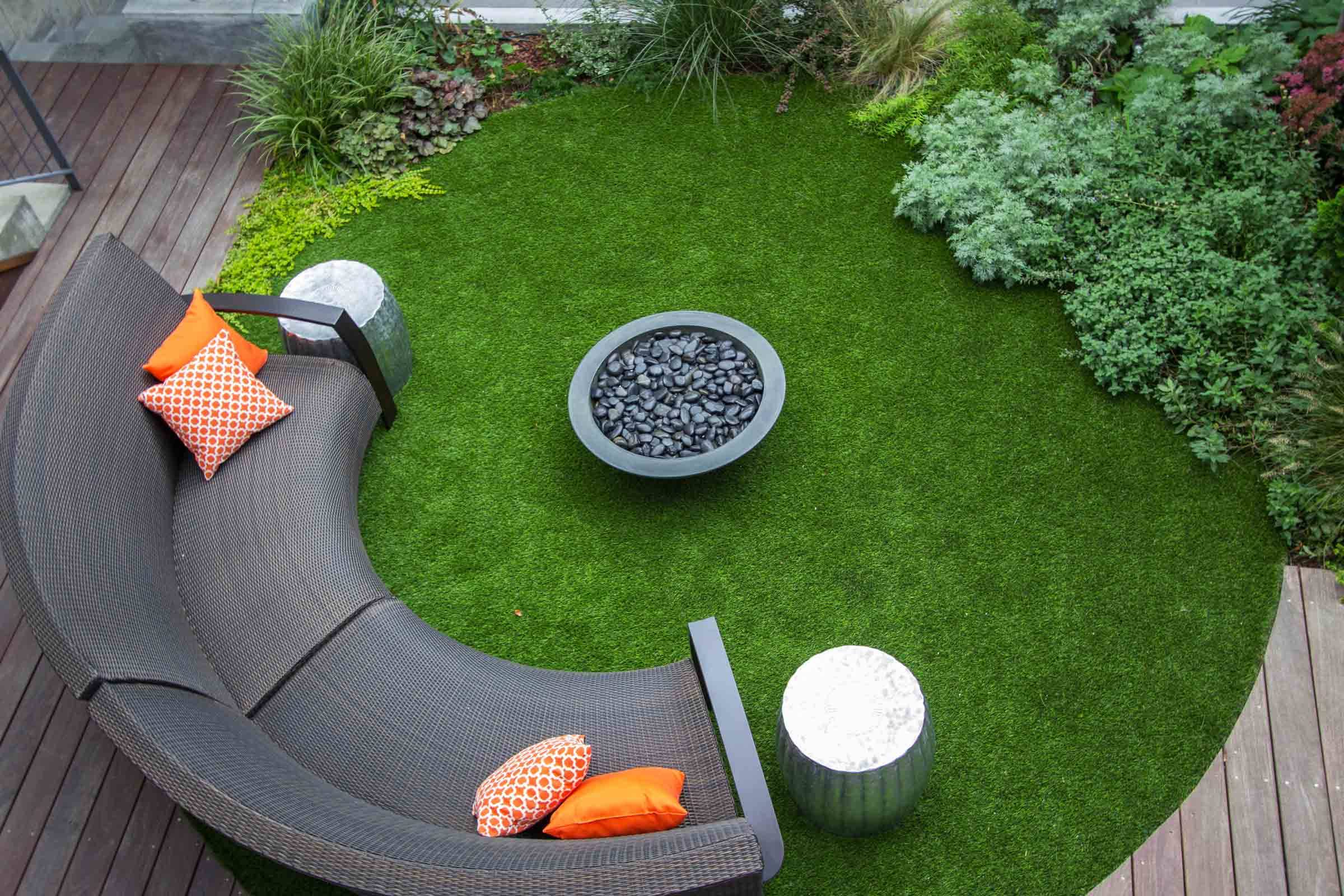 Artificial Grass Garden Rooftops