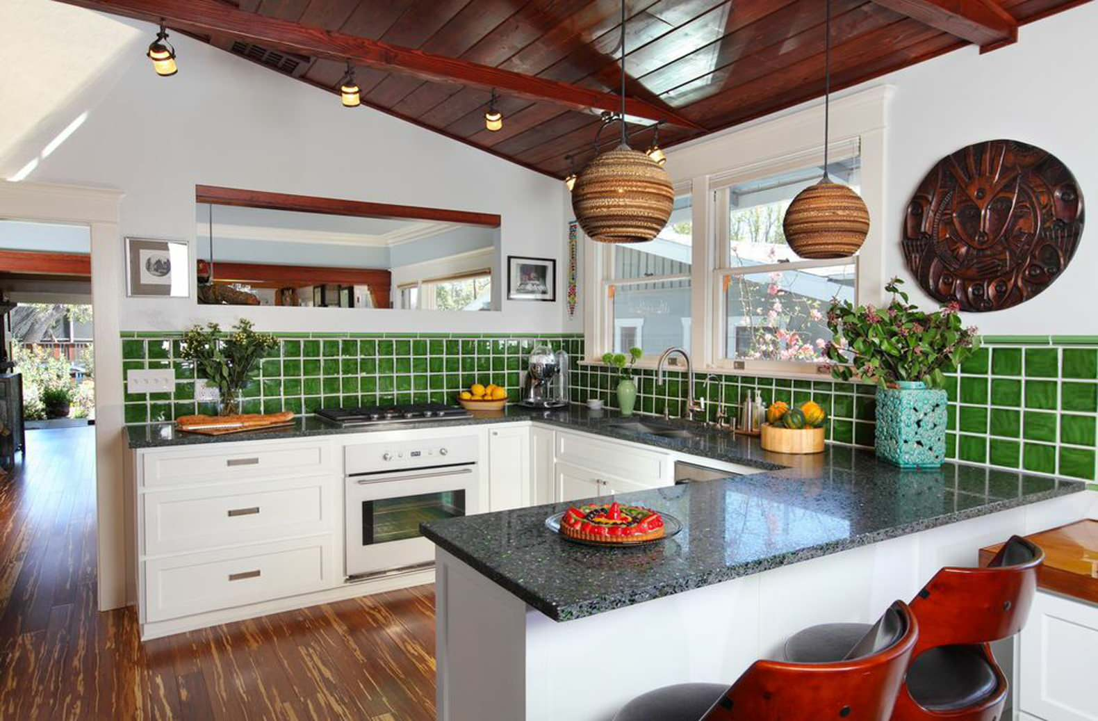 Eco Friendly Kitchen Atmosphere