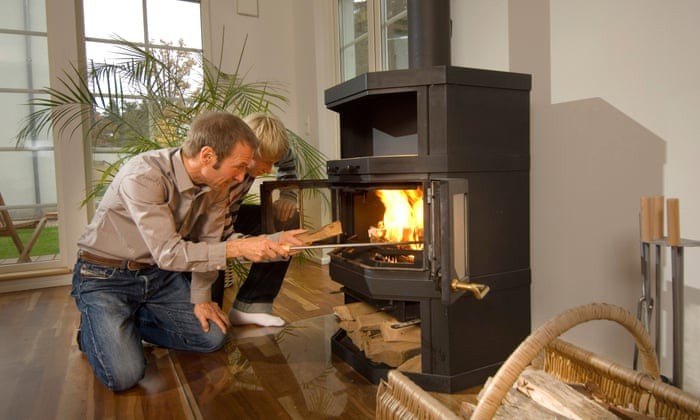 Affordable And Low Maintenance Fireplace