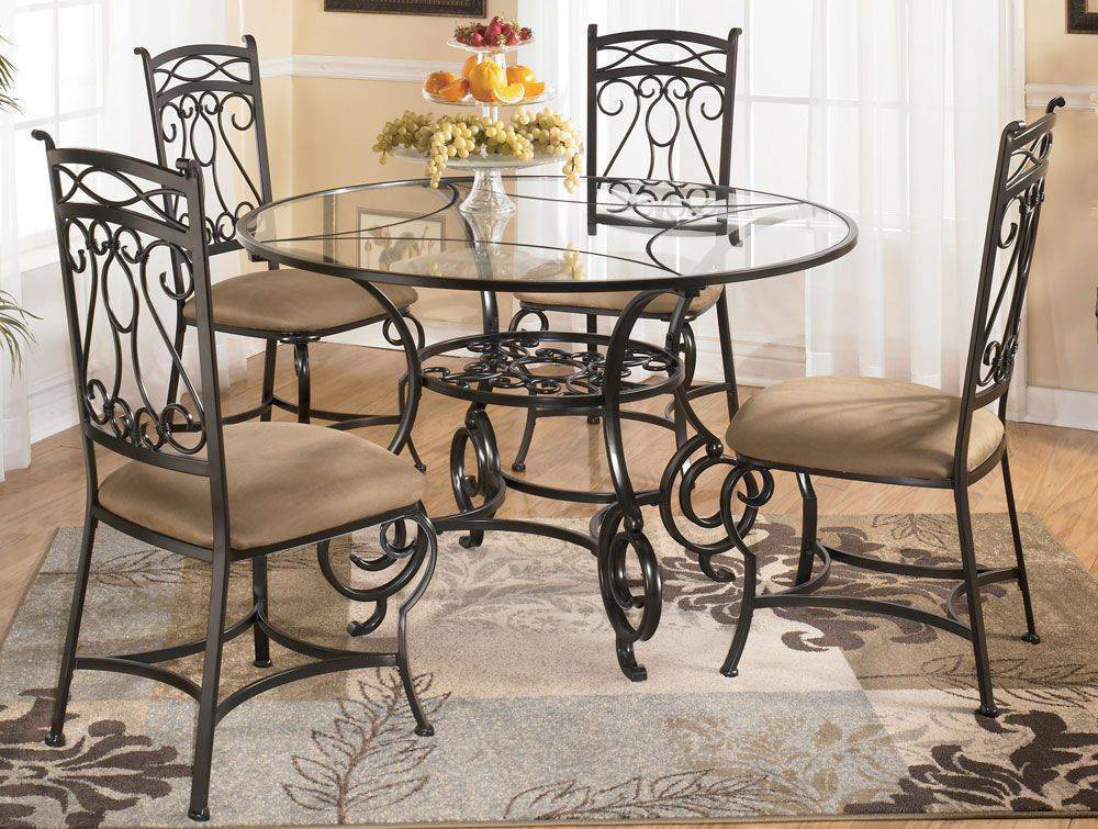 Baroque Casting Dining Set