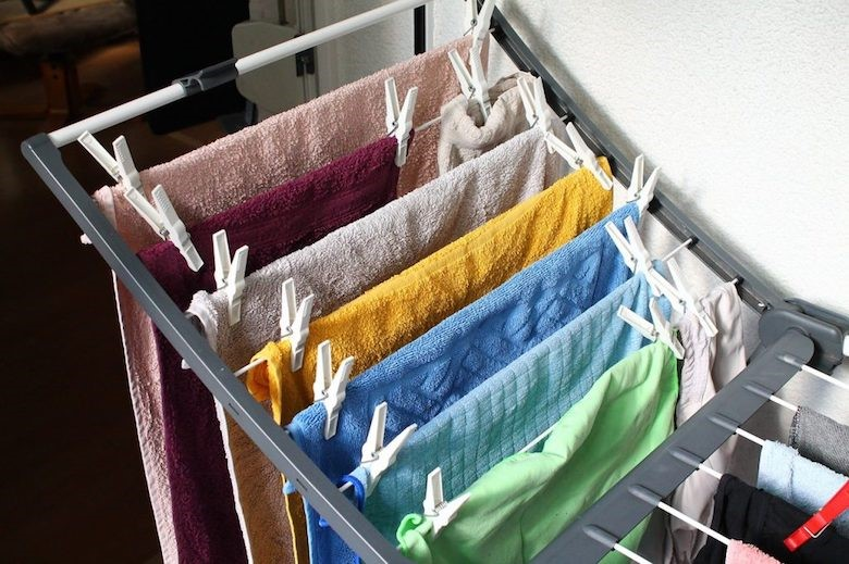 Cloth Hanging Drying Rack