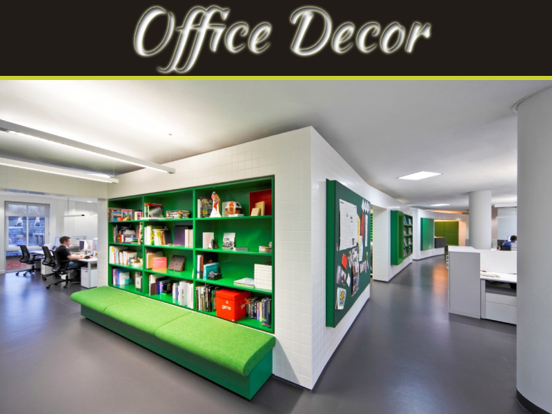 Design Features To Help Increase Office Productivity
