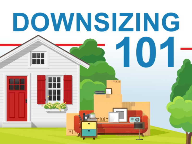 Downsizing 101: How To Do It The Right Way