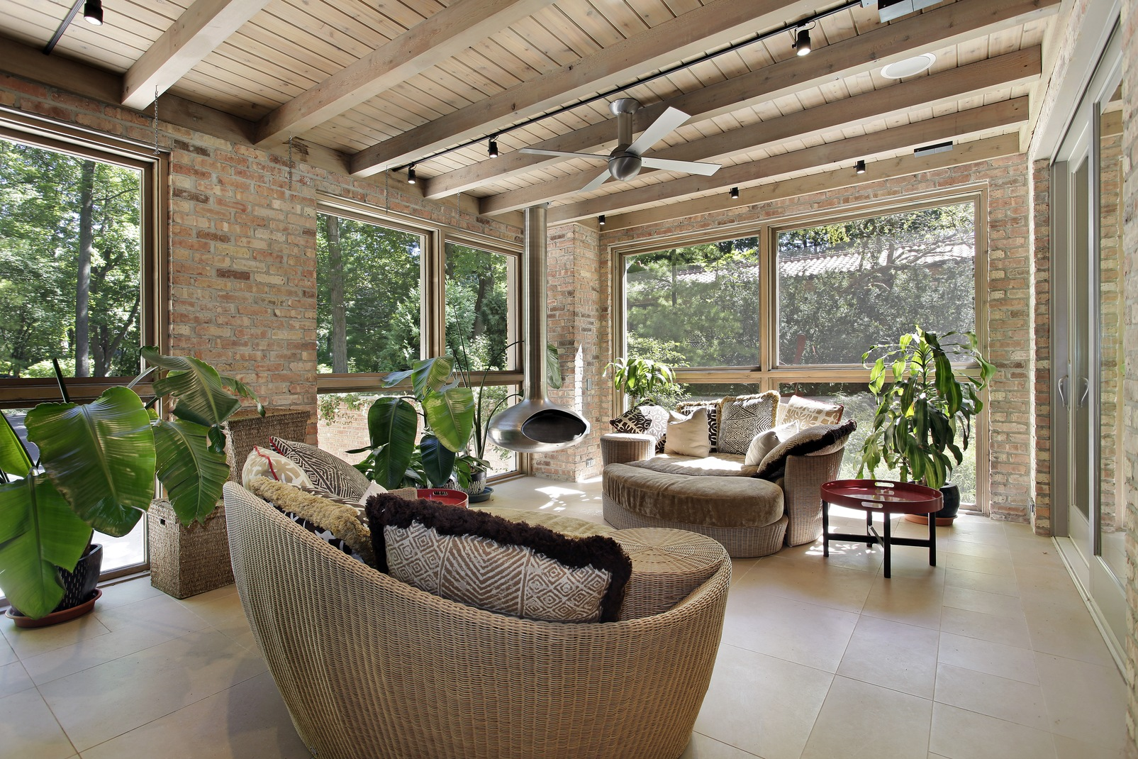 Enjoy The Sights And Sounds Of Nature From Your Sunroom