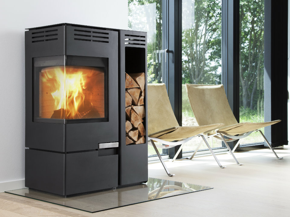 Environmental Friendly Fireplace