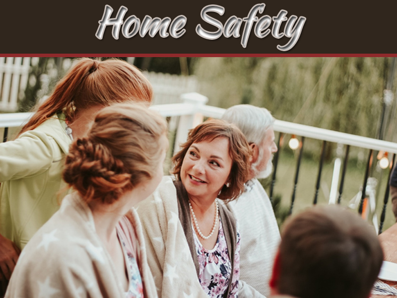 Follow These 5 Steps To Make Your Home Safer For Your Family