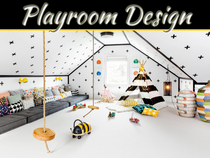 Giving Your Playroom A New Lease Of Life: 5 Suggestions For Livening Up A Busy Space In Your Home