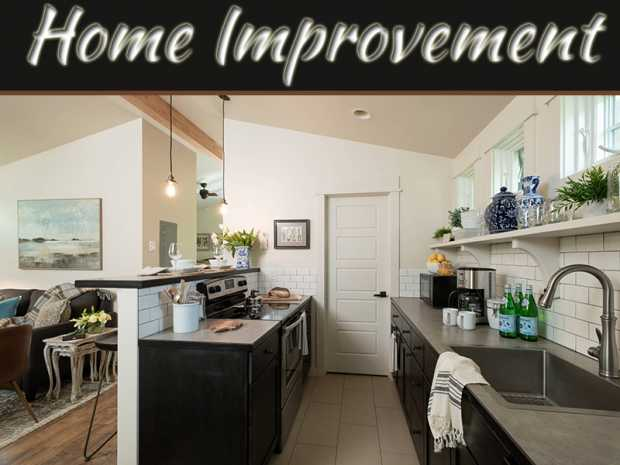 Home Improvement Ideas For The Small House: Make The Most Of What You Have