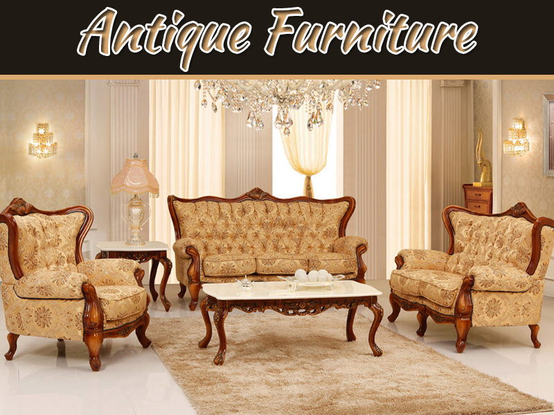 How Buying Antique Furniture Can Be Eco-Friendly