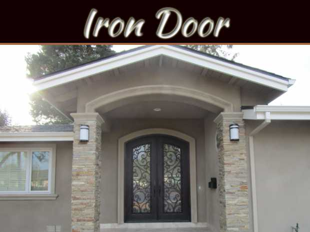 How To Choose The Best Iron Door