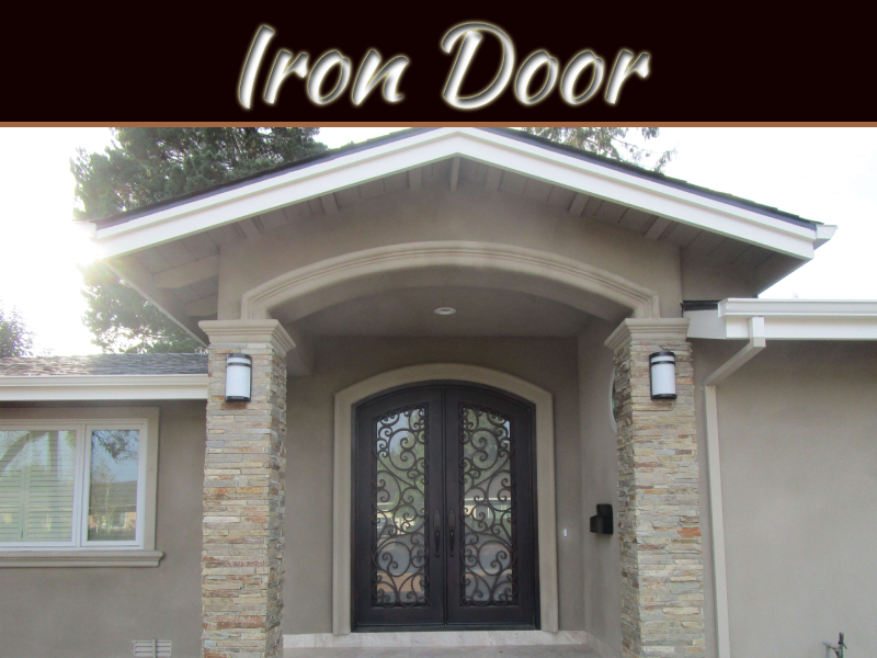 How To Choose The Best Iron Door
