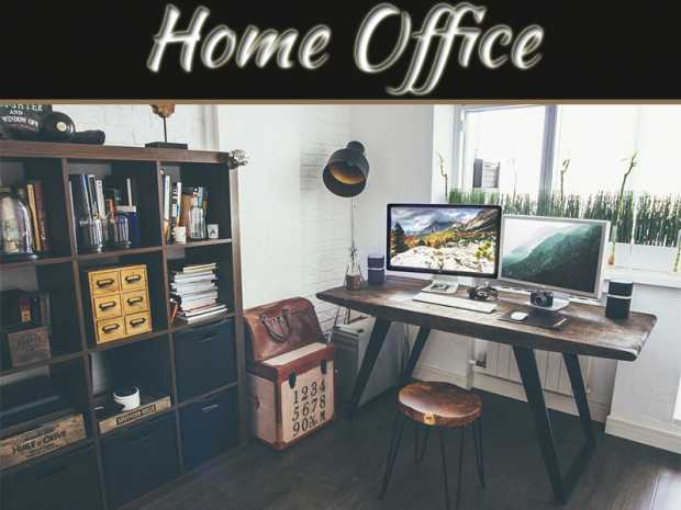 How To Organize Home Office To Boost Your Productivity