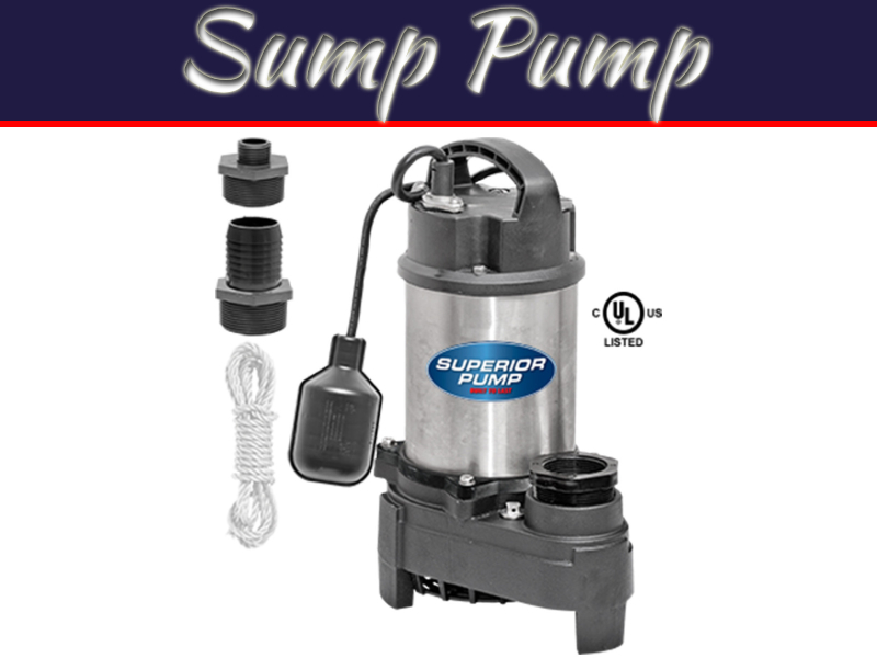 Installation, Cost And Working Guide For Sump Pump Installation Companies