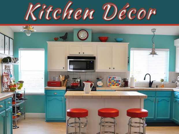 Kitchen Décor Ideas You Will Appreciate