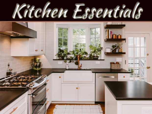 Kitchen Essentials You Should Invest In