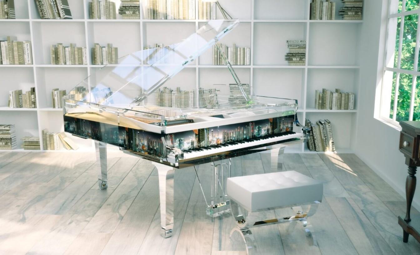 Luxury Piano