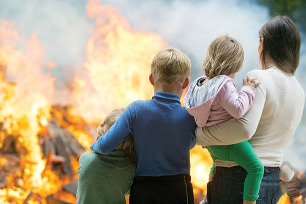 Protect Your Home From A Fire